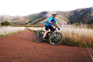 Dr. Brad Jacobs Biking
